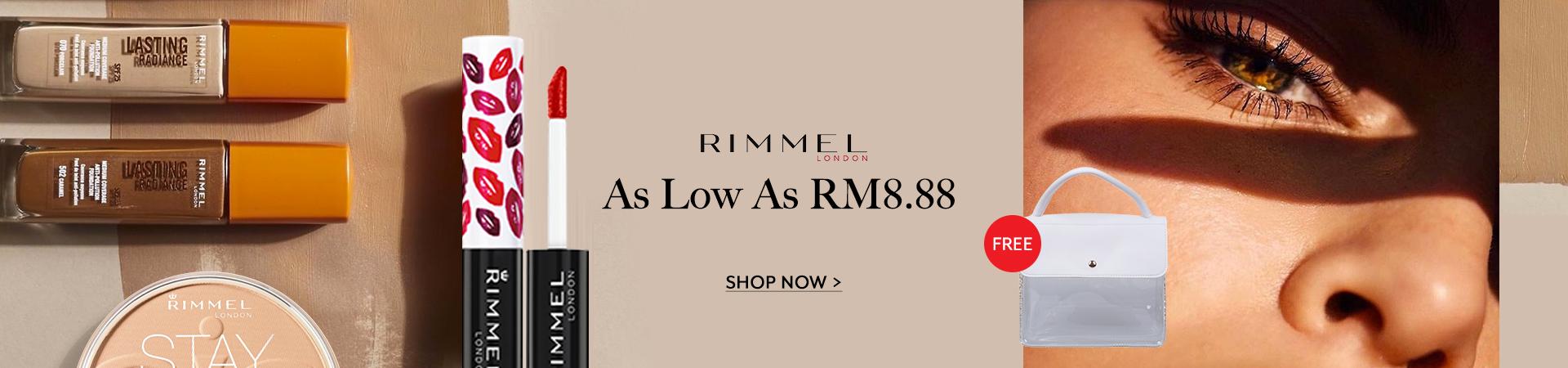 61219 rimmel BF