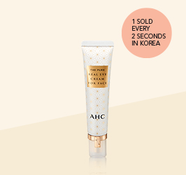 Ahc Category Banner - Eye Cream For Face