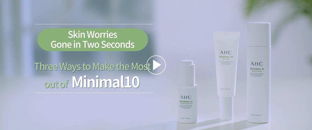 AHC Minimal 10 DIY Video