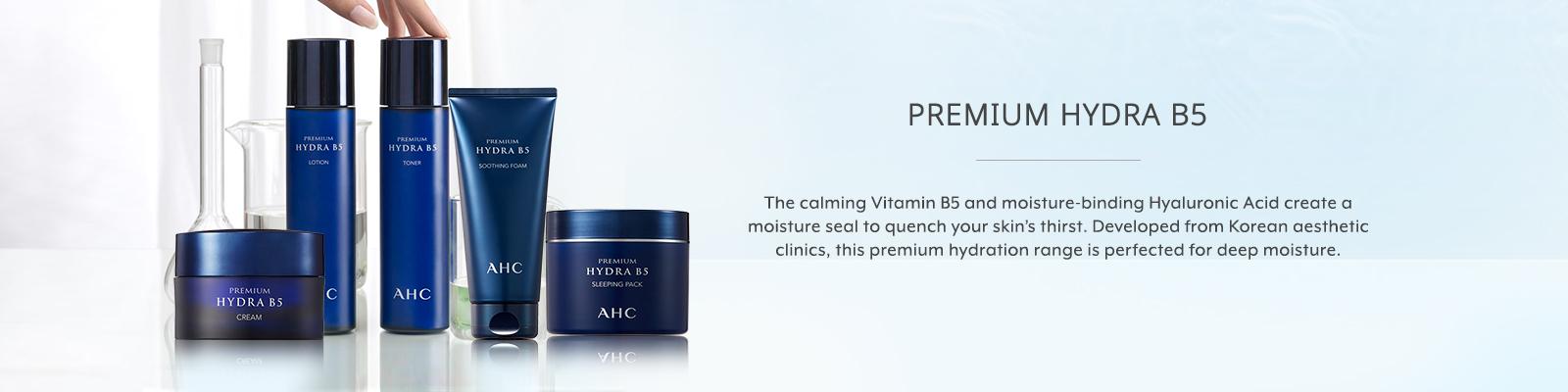 AHC Premium Hydra B5 Banner