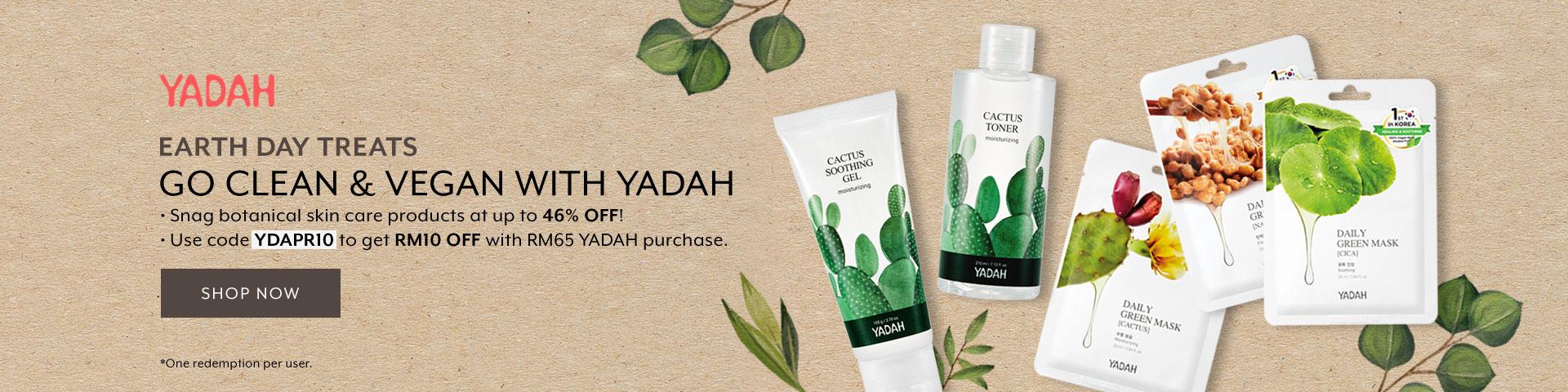 Apr 2019: Yadah Earth Day
