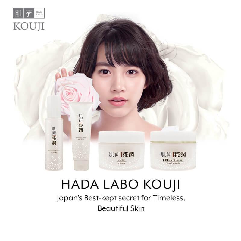 Aug 2019: Hada Labo Kouji