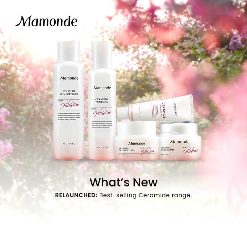Aug 2019: Mamonde
