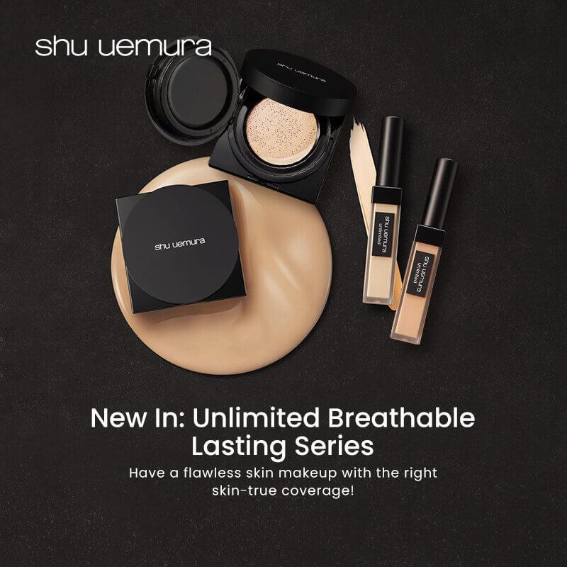 Aug 2019: Shu Uemura