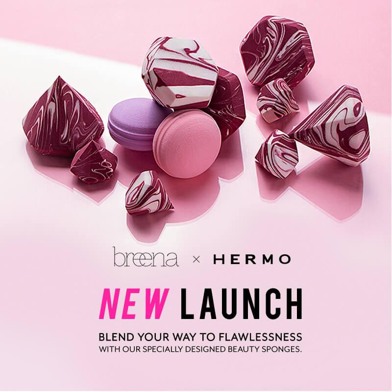 Breena Beauty Default Flagship Top Banner