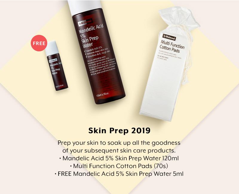 By Wishtrend Skin Prep 2019