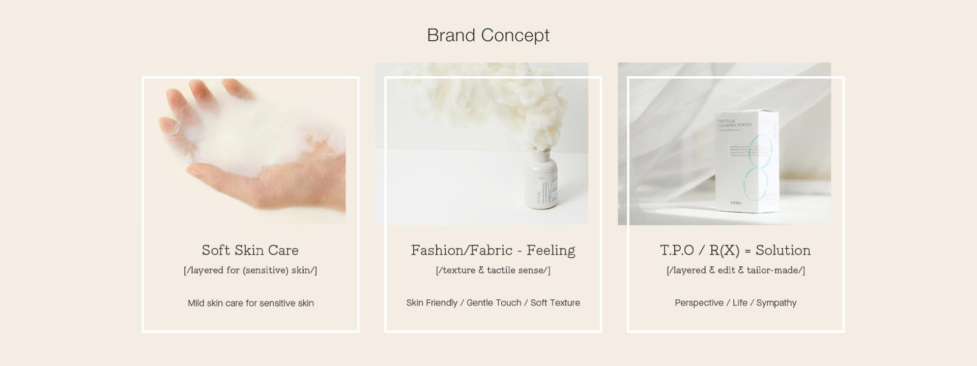 Cosrx Flagship Brand Concept