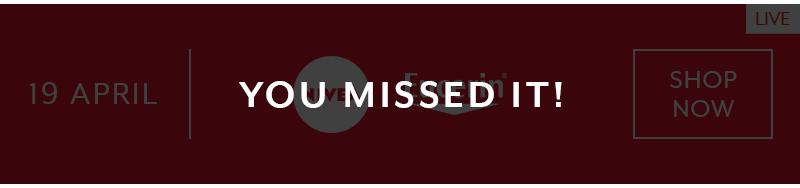 Daily Brand Flash - NIVEA / EUCERIN - Missed