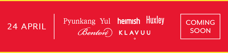Daily Brand Flash - PKY , HEIMISH , BENTON , KLAVUU - CS