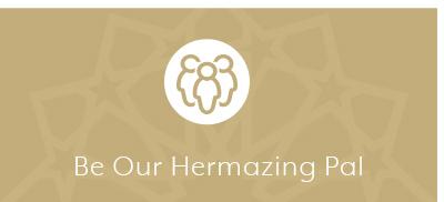 Follow Us - Hermazing Pal