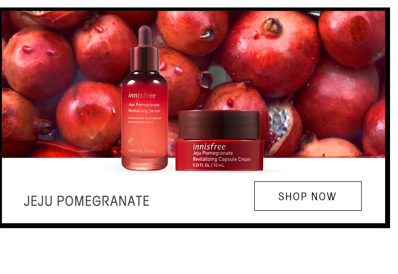 Innisfree Skin Care - Pomegranate