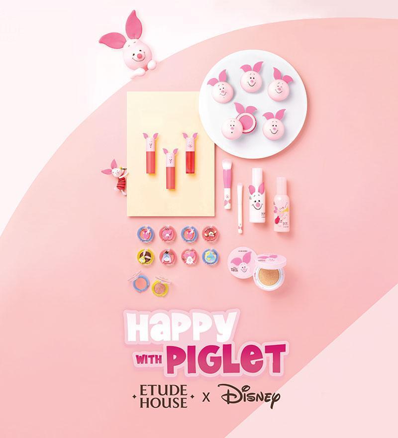 Jan 19: Etude House Piglet Collection