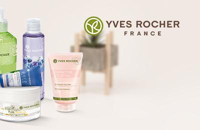 Jan 2019: Yves Rocher