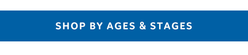 Johnson's Baby Shop By Ages & Stages Title Banner