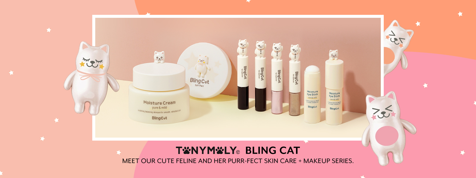 Jul 2019: Tony Moly Bling Cat