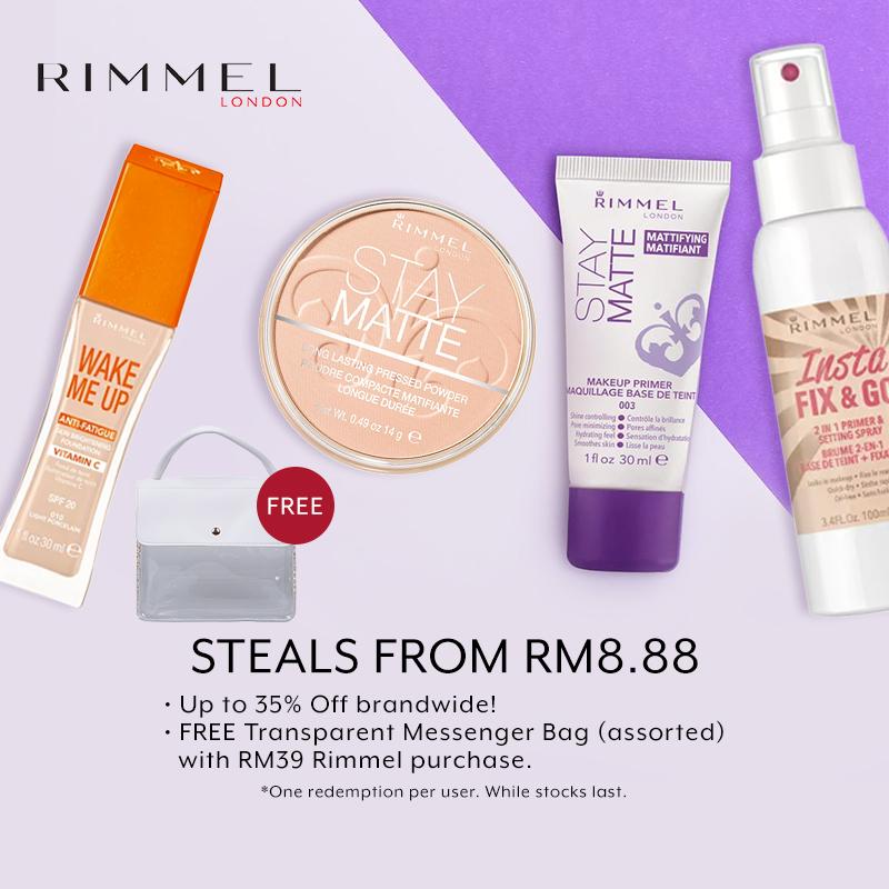 July 2019: Rimmel