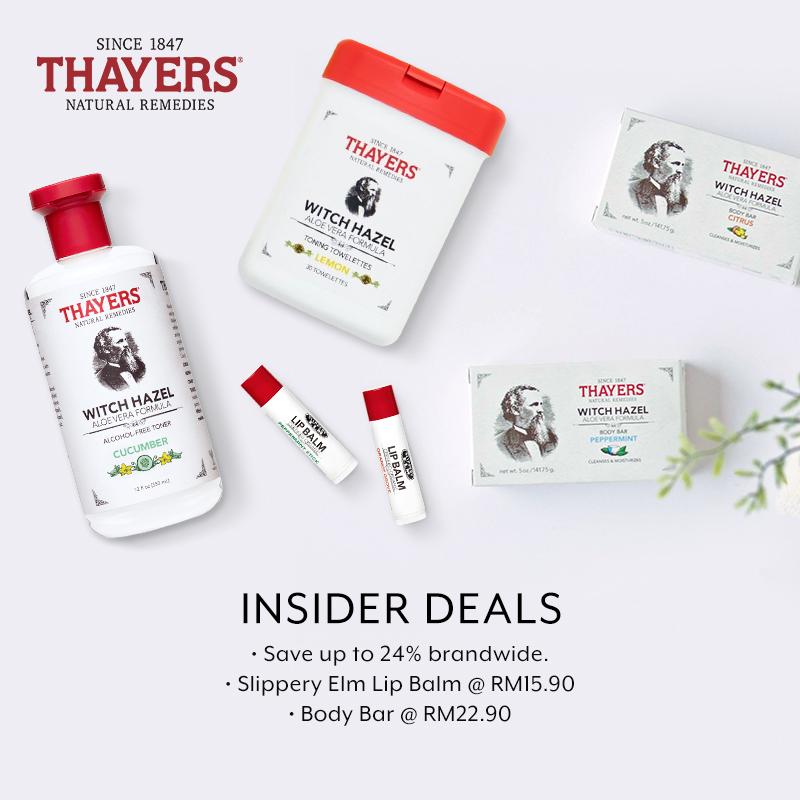 June 2019: Thayers