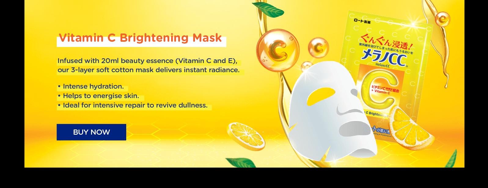 Melano CC Mask