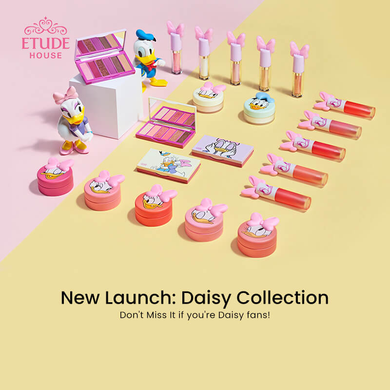 Oct 2019 : Etude House Daisy Collection