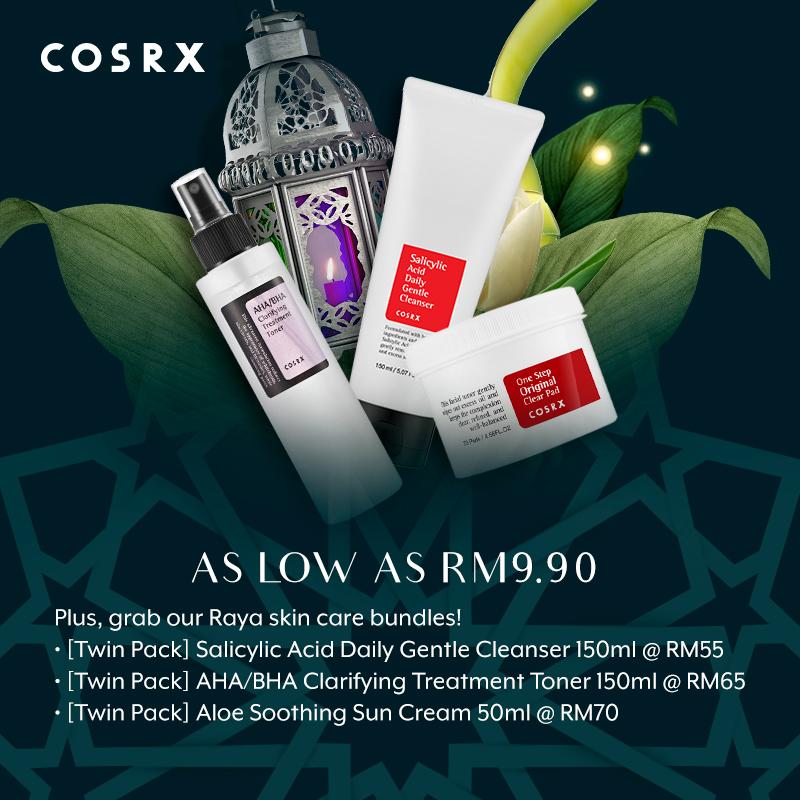 Raya 2019: Cosrx