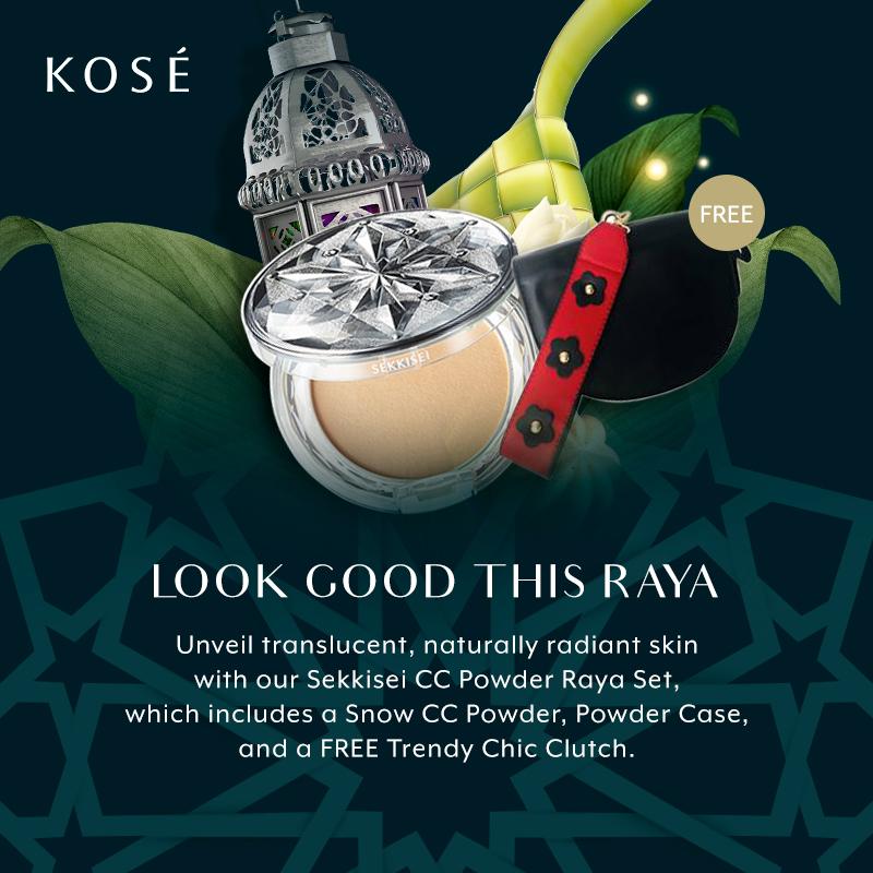 Raya 2019: Flagship - Kose