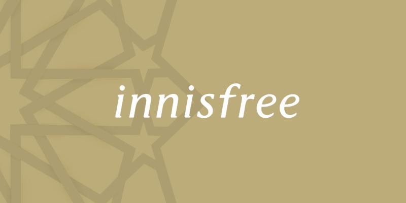 Raya 2019: Innisfree