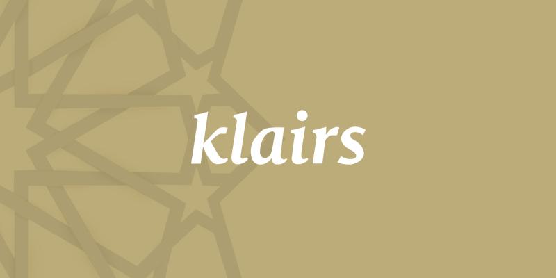 Raya 2019: Klairs