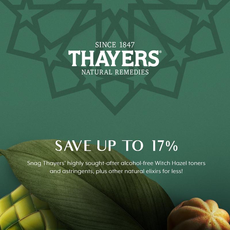 Raya 2019: Thayers