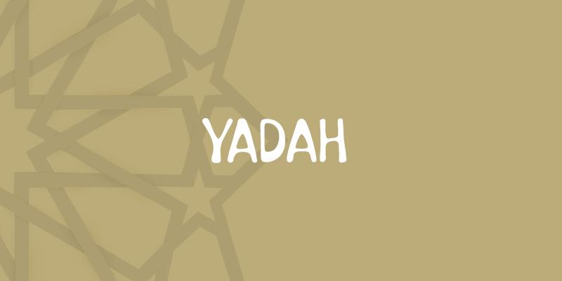 Raya 2019: Yadah