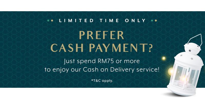 Raya - COD Payment