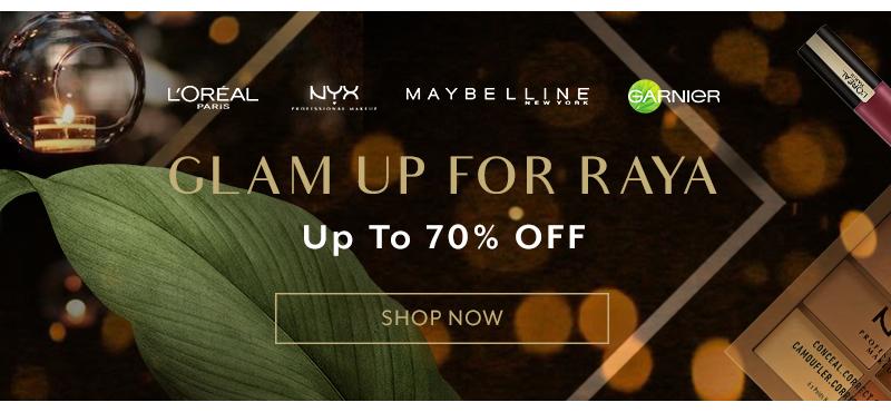 Raya - Loreal Paid Banner 3