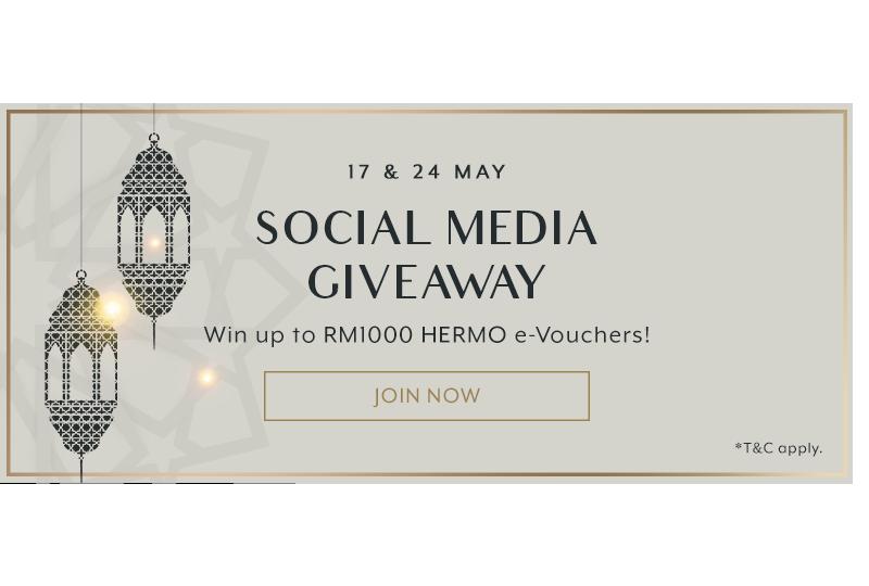 Raya - Social Media Giveaway