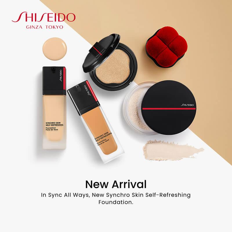 Sep 2019: Shiseido Ginza Tokyo