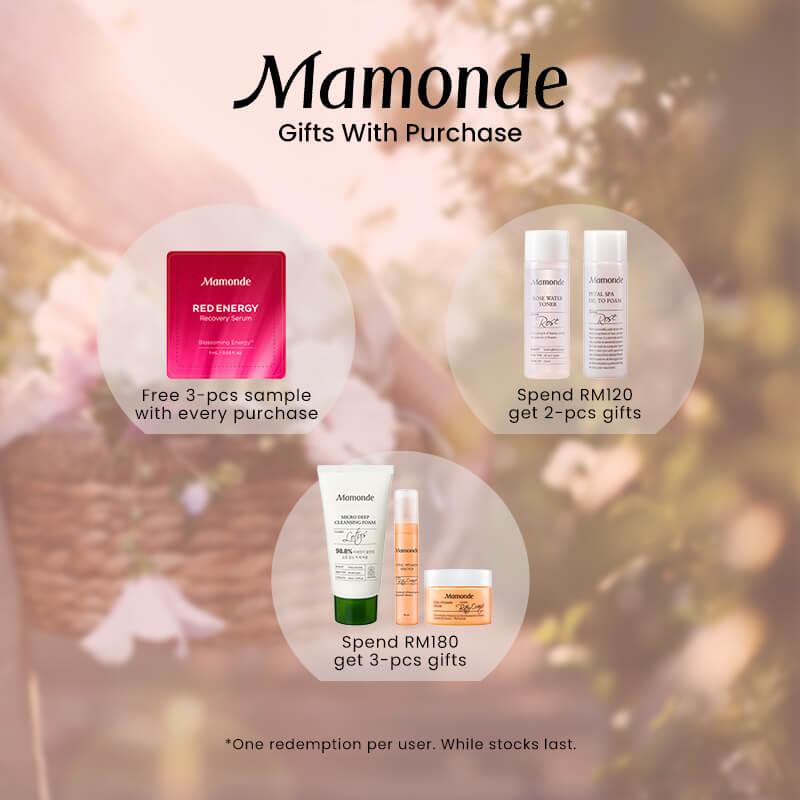 Sept 2019: Mamonde