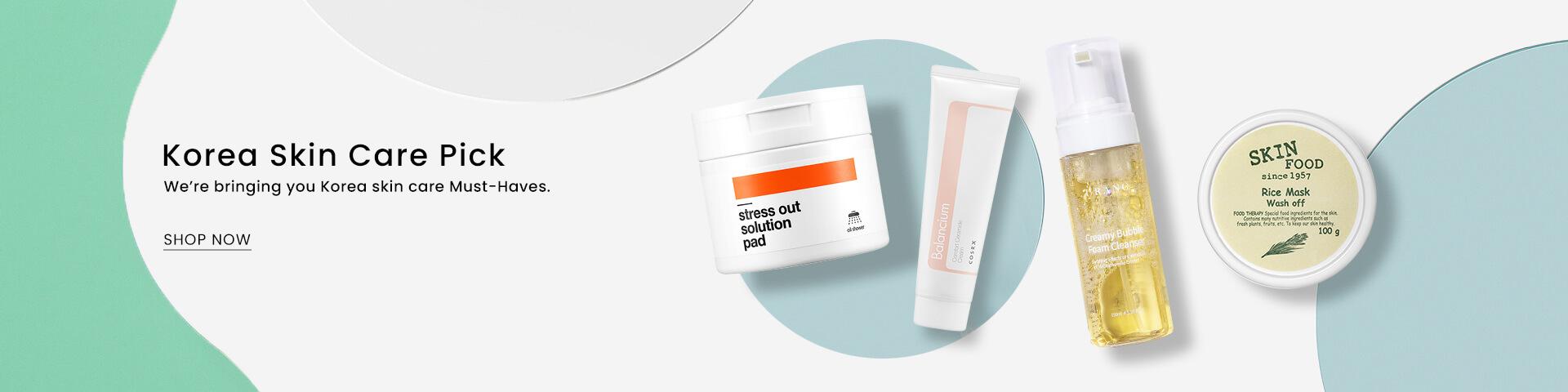 Sept 2019: Skin care top pick (HG)