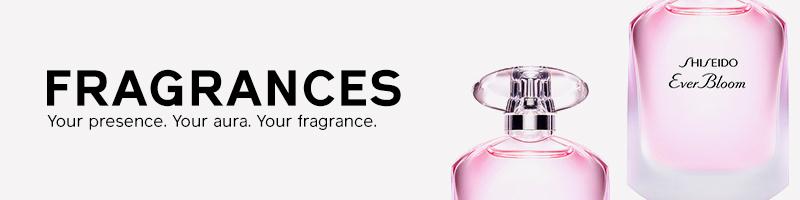 shiseido flagship 2019: fragrances