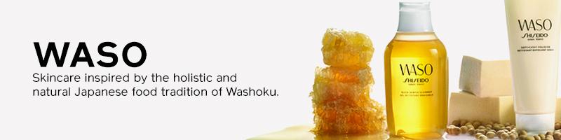 shiseido flagship 2019: waso