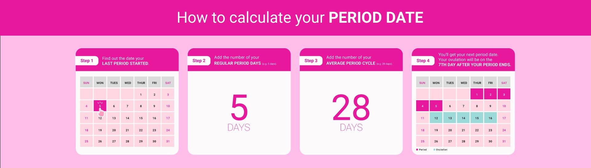 Sofy Period Calendar