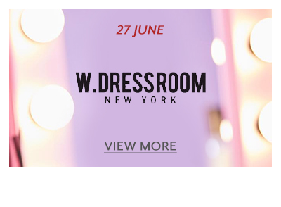 W.dressroom bf logo B