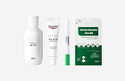 Bestselling Acne Solutions