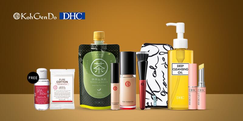 Luxury J-beauty Sale