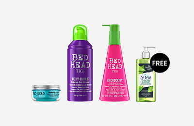 FREE ST. Ives Bestselling Cleanser