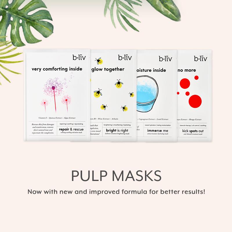 B.liv Pulp Mask
