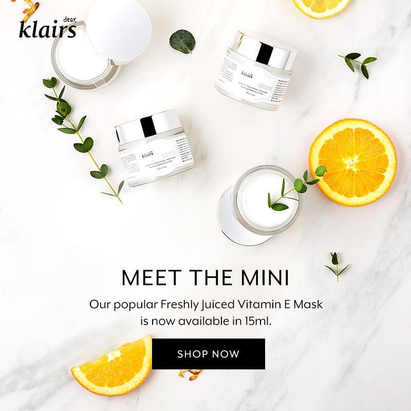 Feb 2019: Klairs