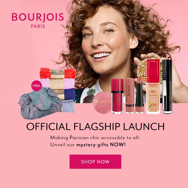 Jan 2019: Bourjois Flagship Launch