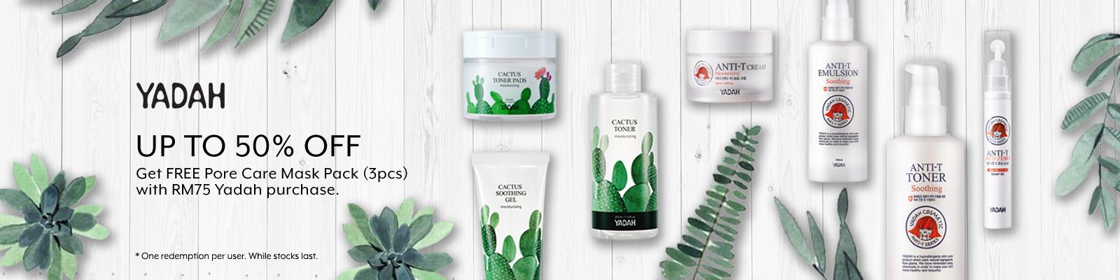 Yadah Natural Acne Skin Care