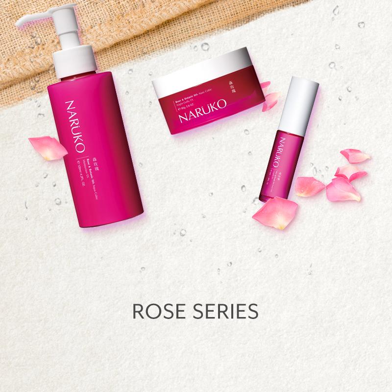 Naruko Rose Series