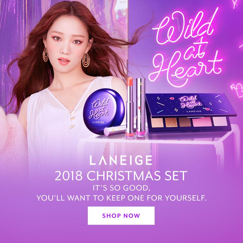 Nov 2018: Laneige