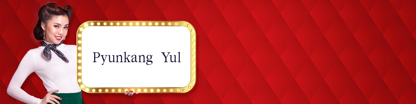 Pyunkang Yul promo