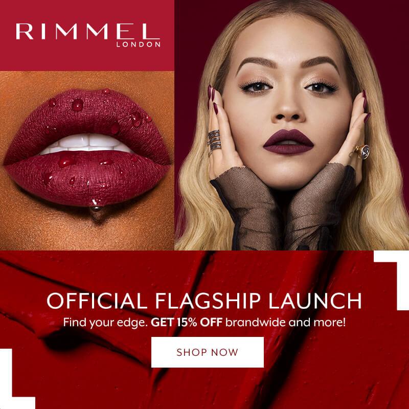 Rimmel Flagship Launch